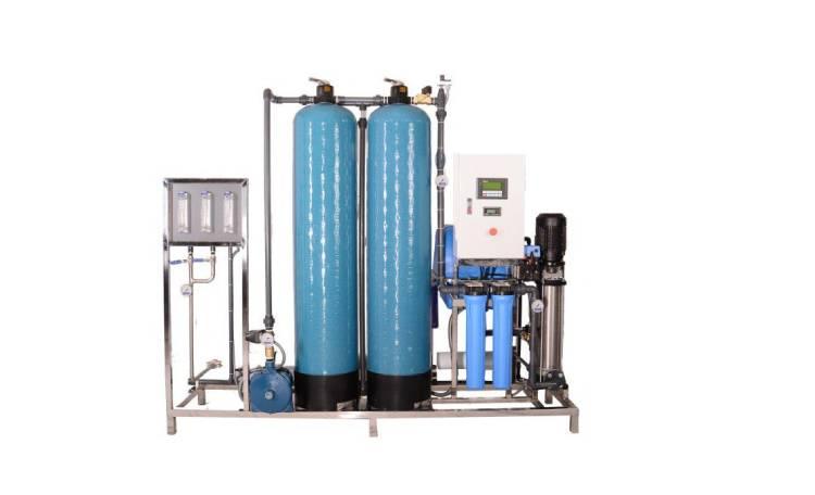 ساخت آب شیرین کن صنعتی ro